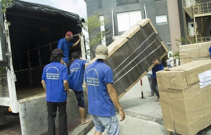 Công ty Kiến Vàng Sài Gòn - dịch vụ chuyển văn phòng quận 7