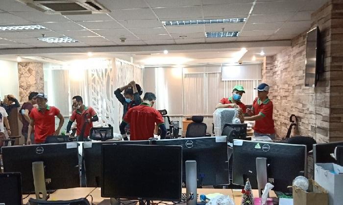 Công ty Saigon Express (SEC) - dịch vụ chuyển văn phòng trọn gói quận 7