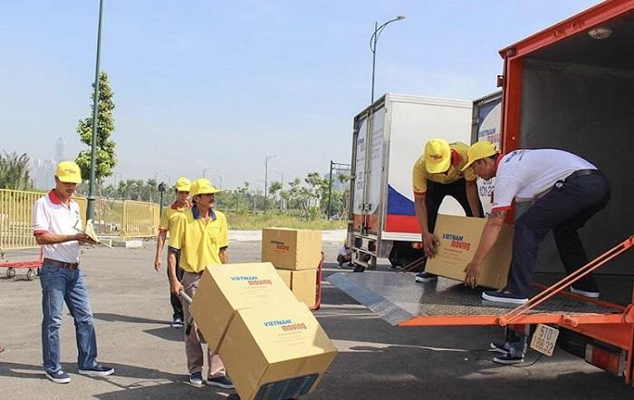 Công ty Vietnam Moving - dịch vụ chuyển nhà trọn gói quận 7