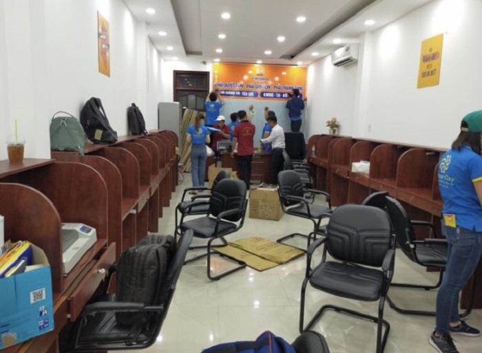 Công ty vận tải Hòa Phát - dịch vụ chuyển văn phòng trọn gói quận 7 uy tín