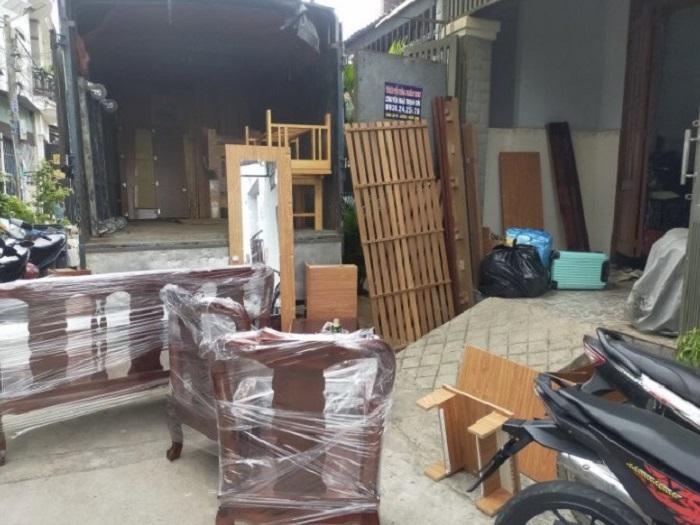 Dịch vụ chuyển nhà trọn gói quận 7 Hòa Phát