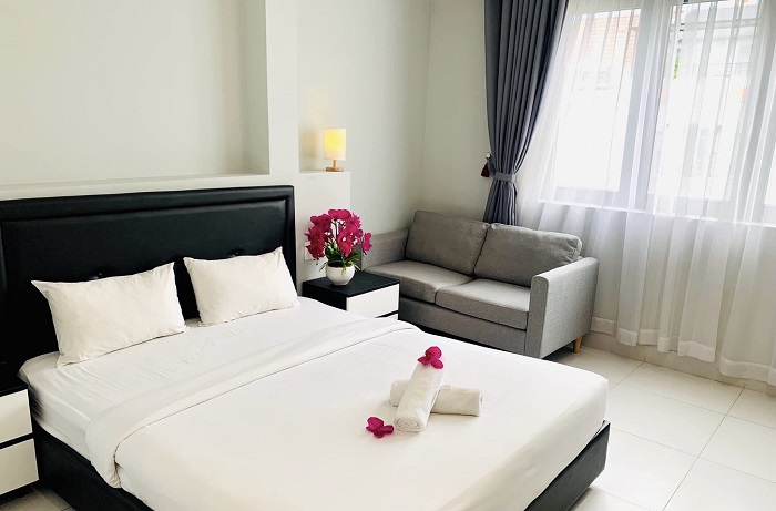 Khách sạn New Milano Quận 7