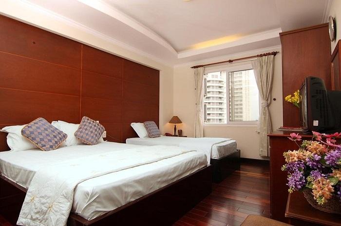 Khách sạn Quận 7 Moonlight Saigon South