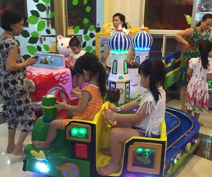 Khu vui chơi trẻ em quận 7 Lion King