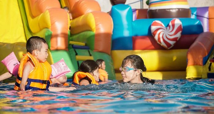 Khu vui chơi trẻ em Quận 7 Hello Park