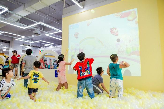Khu vui chơi trẻ em quận 7 Kubo