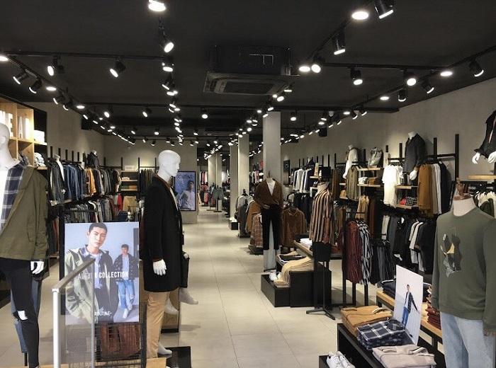 Routine - shop quần áo đẹp ở quận 7