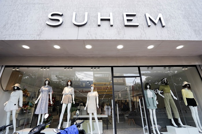SUHEM clothing- Shop quần áo đẹp ở quận 7