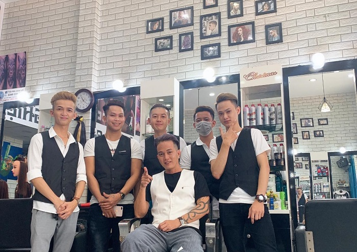 Salon Tóc Bi  tiệm cắt tóc đẹp ở quận 7