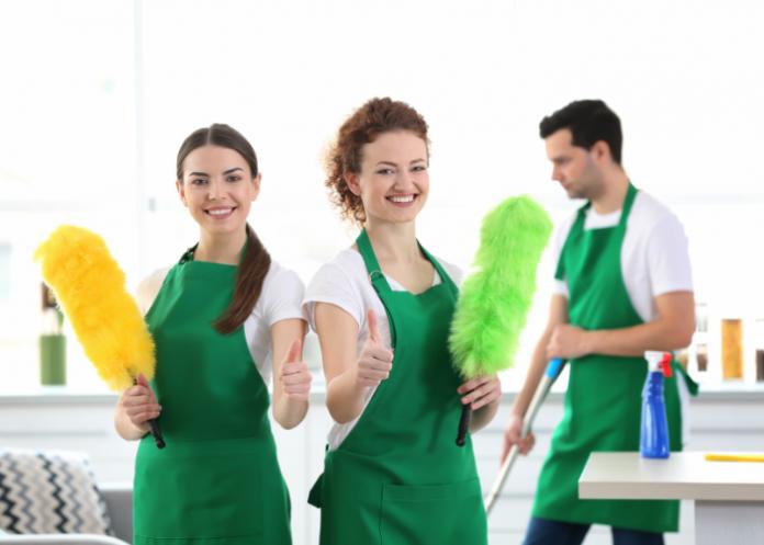 Dịch vụ dọn dẹp vệ sinh nhà ở quận 7