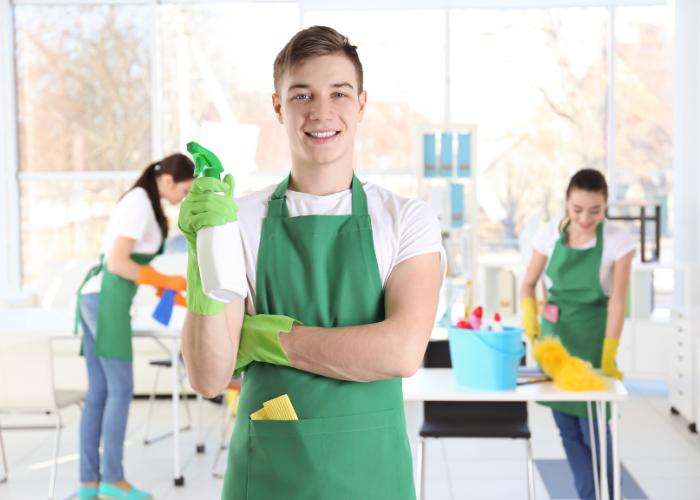 Dịch vụ dọn dẹp vệ sinh nhà quận 7- GoClean