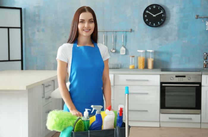 Vệ sinh công nghiệp - dịch vụ vệ sinh nhà