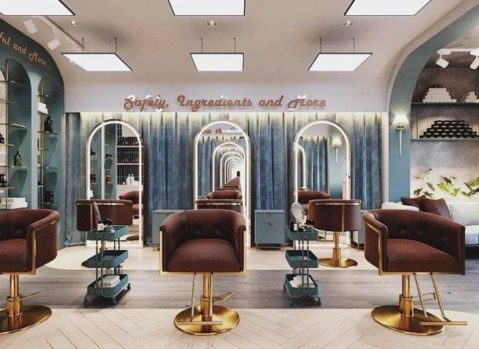 Tiệm cắt tóc đẹp ở quận 7