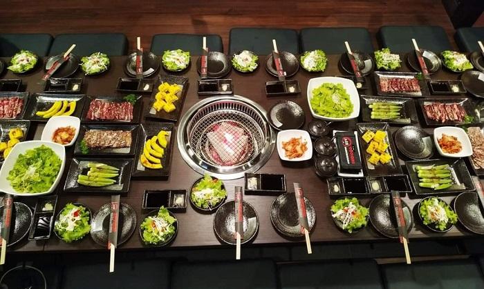 Tokori Japanese BBQ - quán nướng quận 7